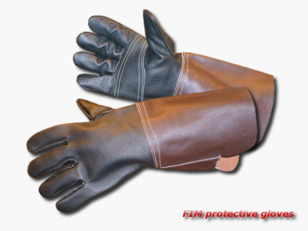 Leather work gloves grainger - Leather Protective Gloves
